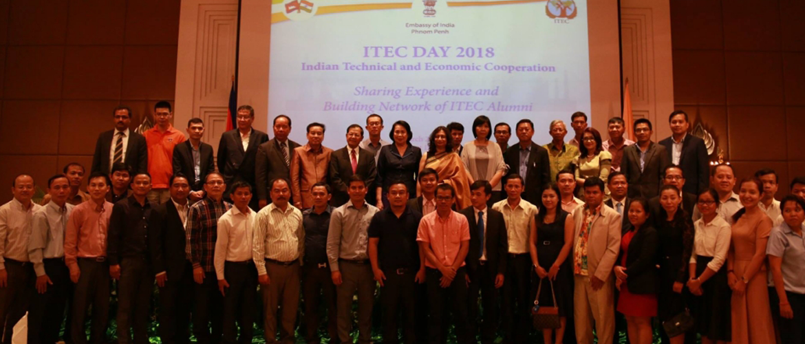 Embassy of India Celebrated ITEC Day
