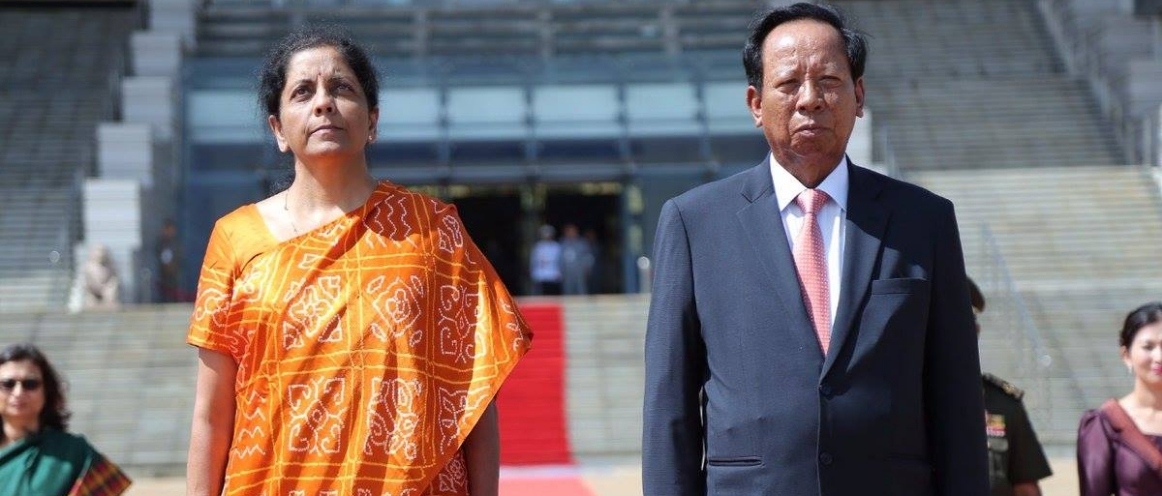 Minister Shrimati Nirmala Sitharaman's Official Visit to Cambodia